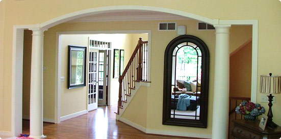 interior painting contractor residential house painter cleveland ohio