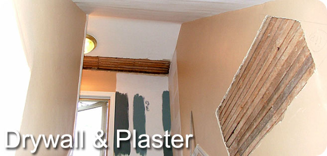 Drywall/Plaster Services